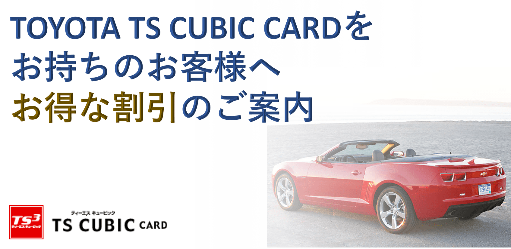 Do you have TS Cubic Card issued in Japan?